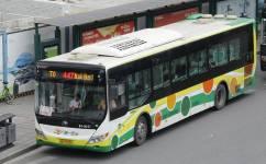 广州447路公交车路线