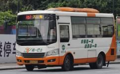 广州767路公交车路线