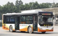 广州南64路公交车路线