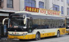 广州523快线公交车路线