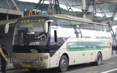 广州空港快线深圳线公交车路线