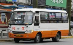 广州南58B路公交车路线