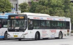 广州764路公交车路线