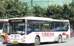 广州805路公交车路线
