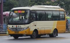 广州791路公交车路线