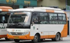 广州787路公交车路线