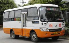 广州南60路公交车路线