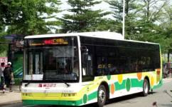 广州大学城2线公交车路线