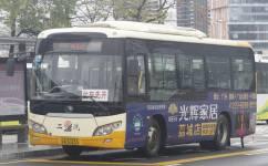 广州增城48路公交车路线