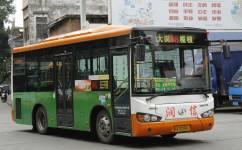 广州南45路公交车路线
