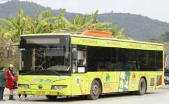 广州569路公交车路线