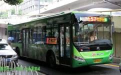 广州57路公交车路线