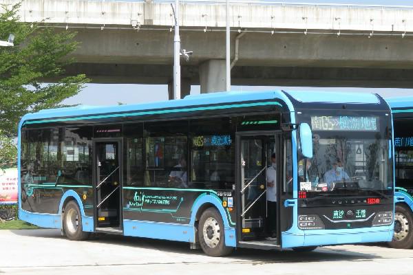 广州南G5路公交车路线