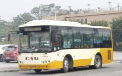 广州番85路公交车路线
