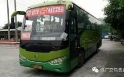 广州广佛城巴21线公交车路线