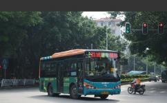 广州增城70路公交车路线