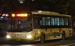 广州夜58路公交车路线