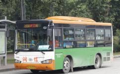 广州南33路公交车路线