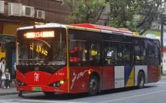 广州134路公交车路线