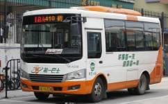 广州410路公交车路线