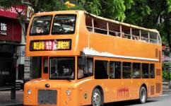 广州旅游观光1线公交车路线