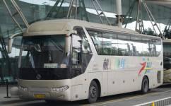广州空港快线佛山澜石线公交车路线