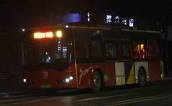 广州夜16路公交车路线
