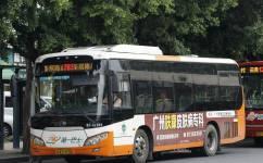 广州783路公交车路线