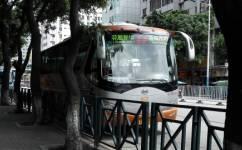 广州花都-番禺线公交车路线