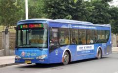 广州78A路公交车路线