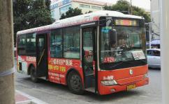 广州花88路公交车路线