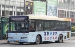 广州704路公交车路线
