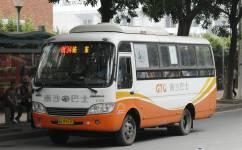 广州南34路公交车路线