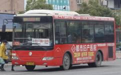 广州花83路公交车路线