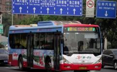 广州130路公交车路线