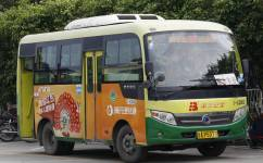 广州397路公交车路线