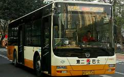 广州节假日公交专线14公交车路线