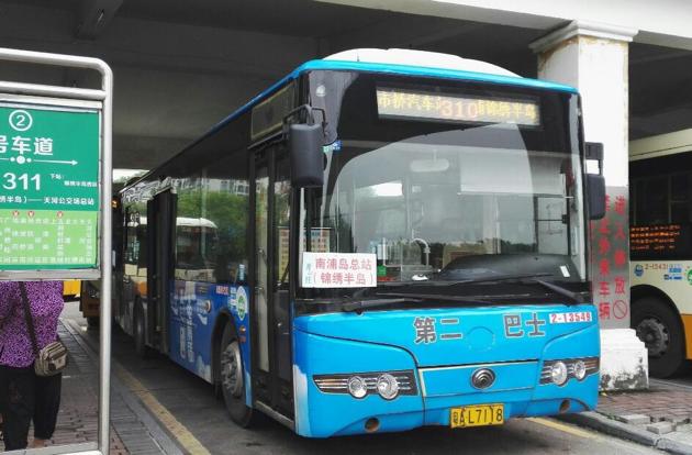 广州310路公交车路线