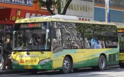 广州389路公交车路线