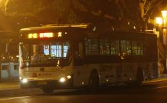 广州夜69路公交车路线