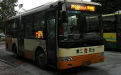 广州564A路公交车路线