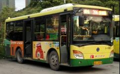 广州396路公交车路线