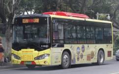 广州花76A路公交车路线