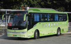 广州广佛城巴滘口-三水线公交车路线