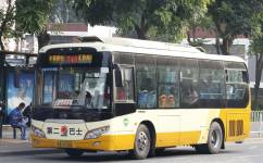 广州743路公交车路线