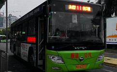 广州从化11路公交车路线