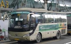 广州空港快线增城线公交车路线