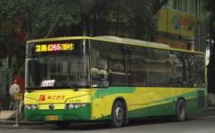 广州265路公交车路线
