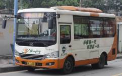 广州401路公交车路线