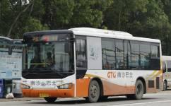 广州南11路公交车路线